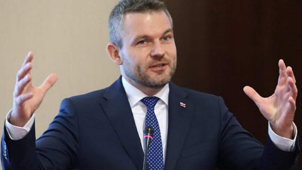 Словацький прем'єр у Москві заявив про підтримку Росії