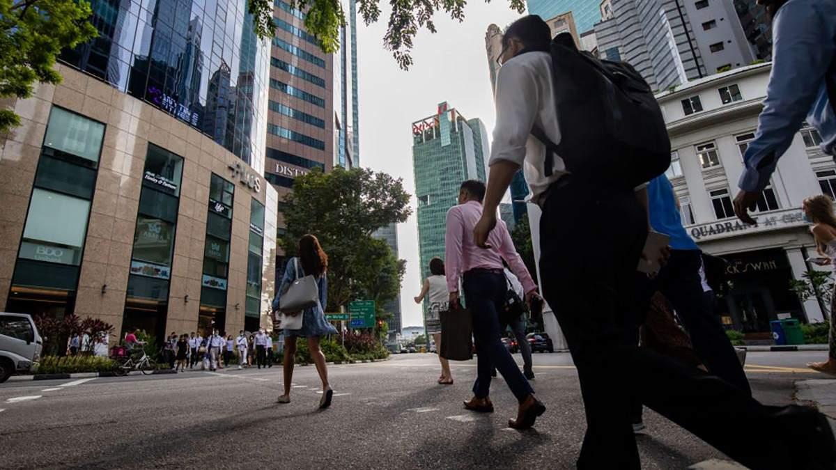 Пример из истории Сингапура