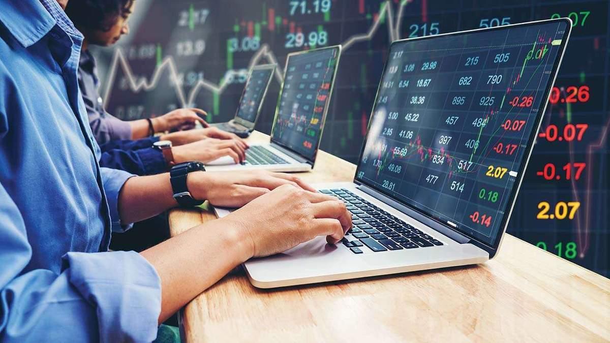 Як коронавірус вплинув на біржові індекси й акції техкомпаній