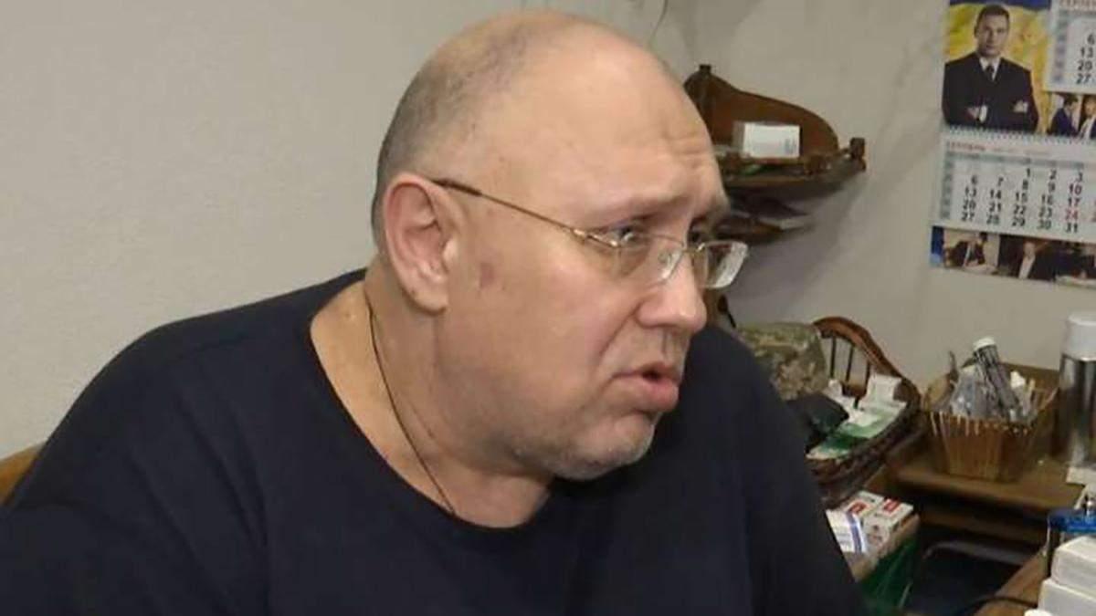 В деле Гандзюк прошли обыски: Павловскому вручили новое подозрение