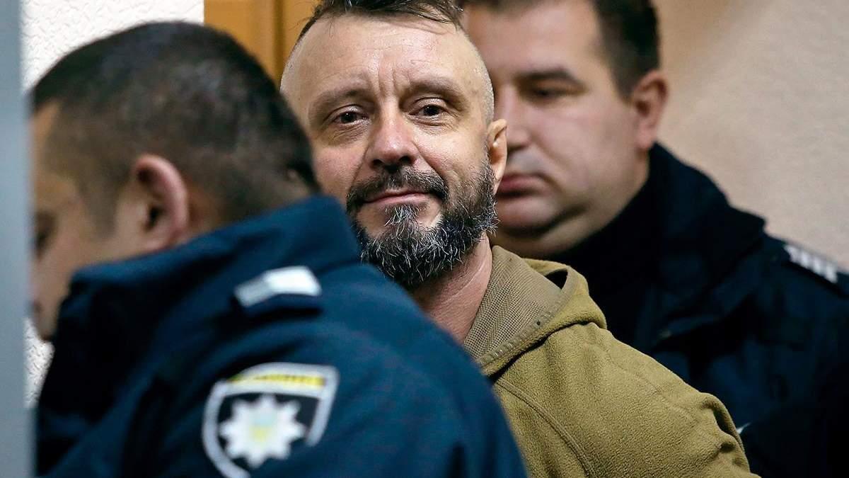 Справа Шеремета - підозрюваний Антоненко не відмовлявся від експертиз