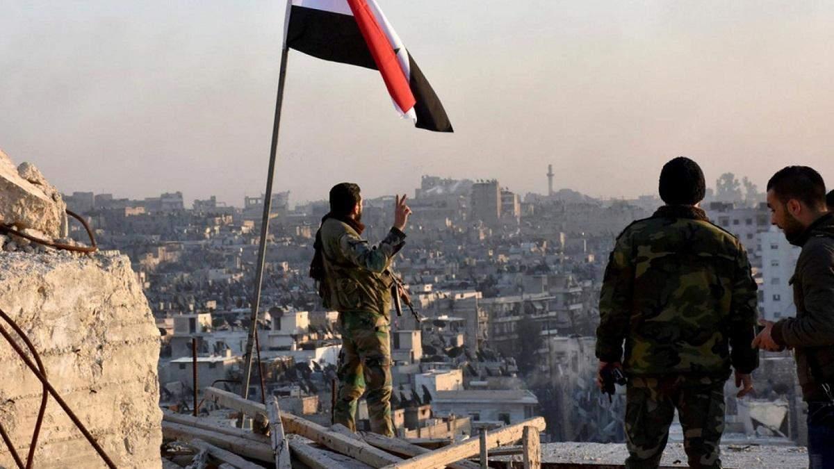Турция ответила России ударом в Сирии – видео 27 февраля 2020