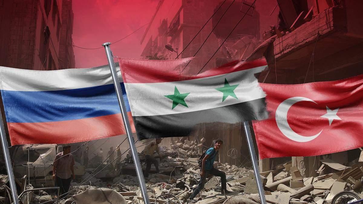 Війна Туреччини в Сирії 27 лютого 2020 – новини на сьогодні