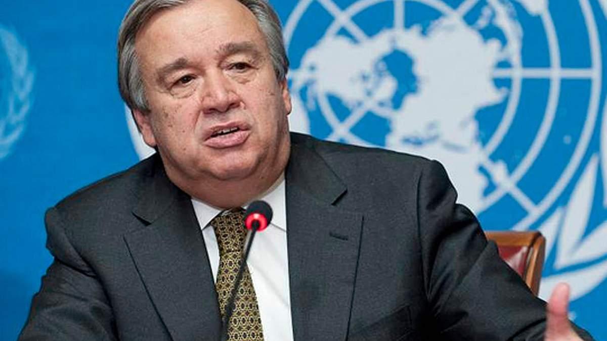 ООН назвала спосіб вирішення конфлікту Туреччини і Росії в Сирії