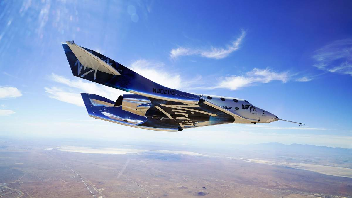 Космічний літак Virgin Galactic