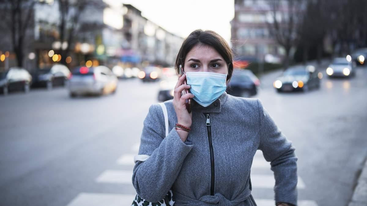 В Україні зафіксували перший випадок коронавірусу