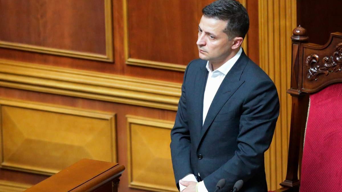 Зеленський скликає позачергове засідання Верховної Ради – дата, причини