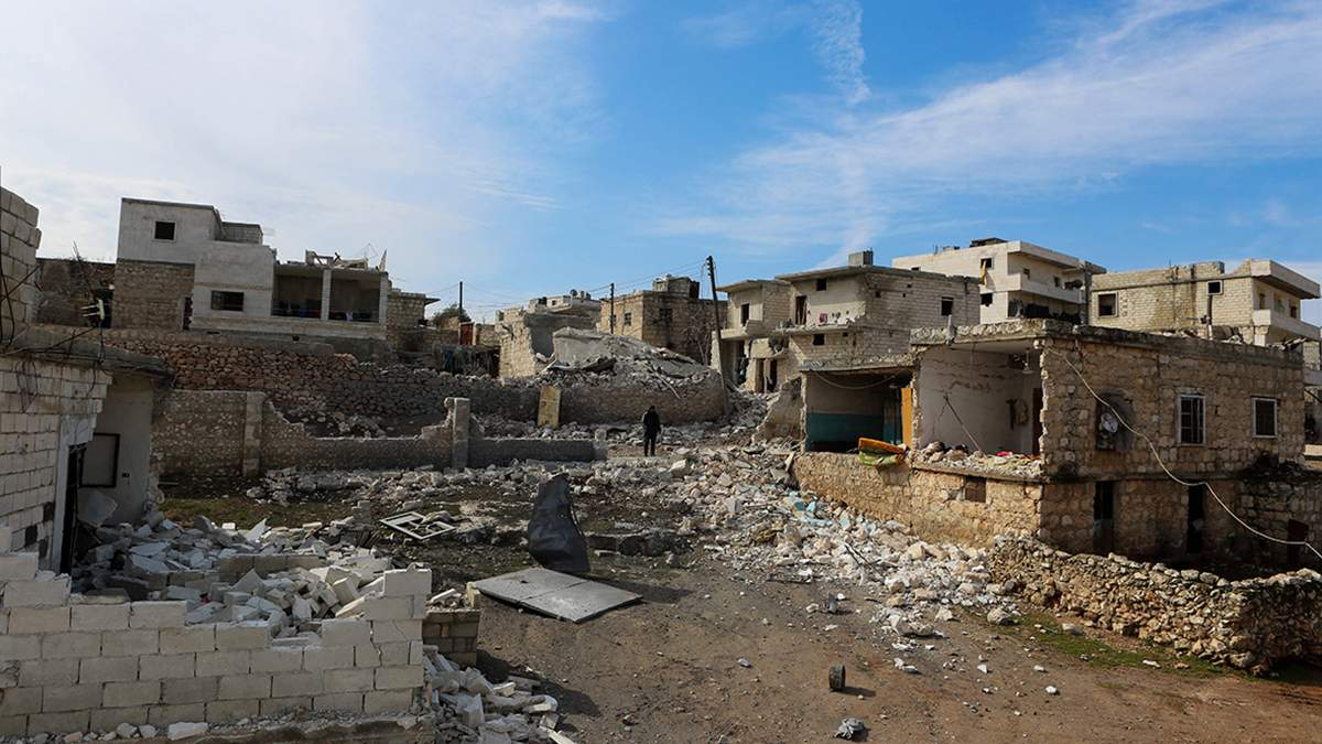 У Сирії закрили повітряний простір