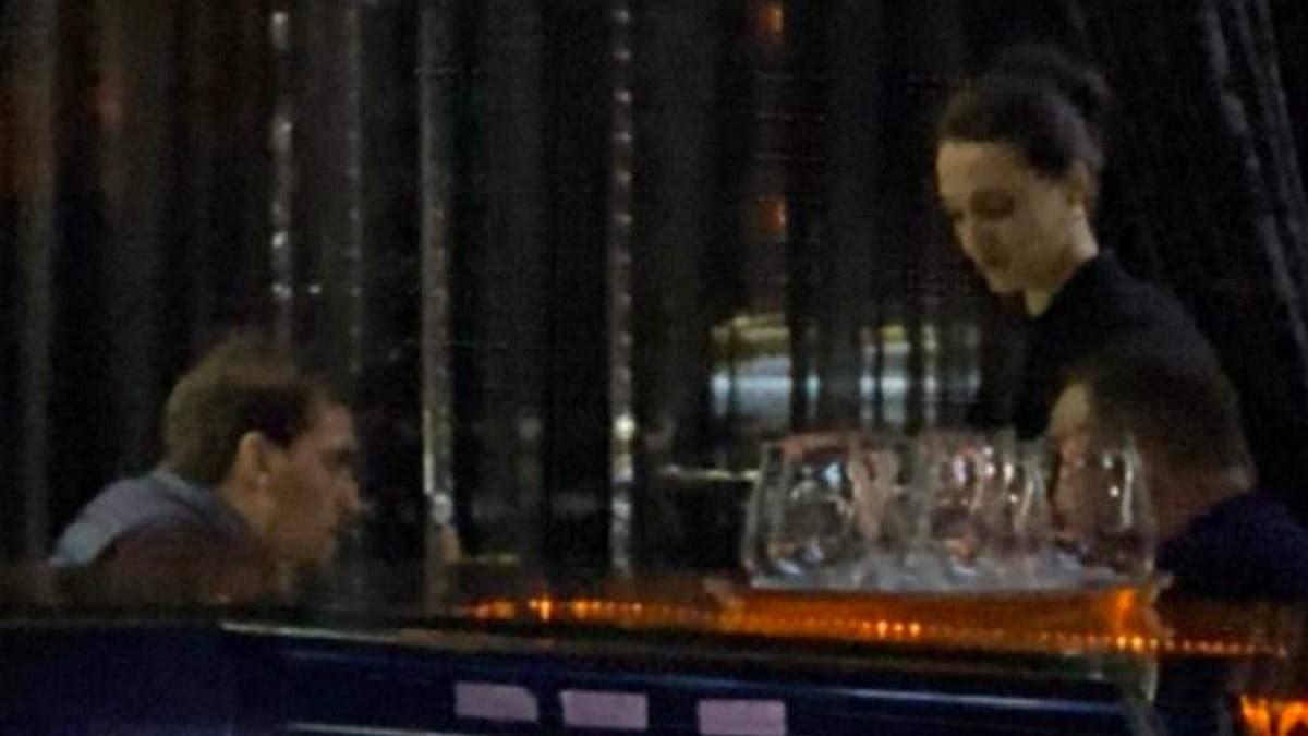 Гончарук встретился с Ермаком в ресторане в Киеве: фото, видео