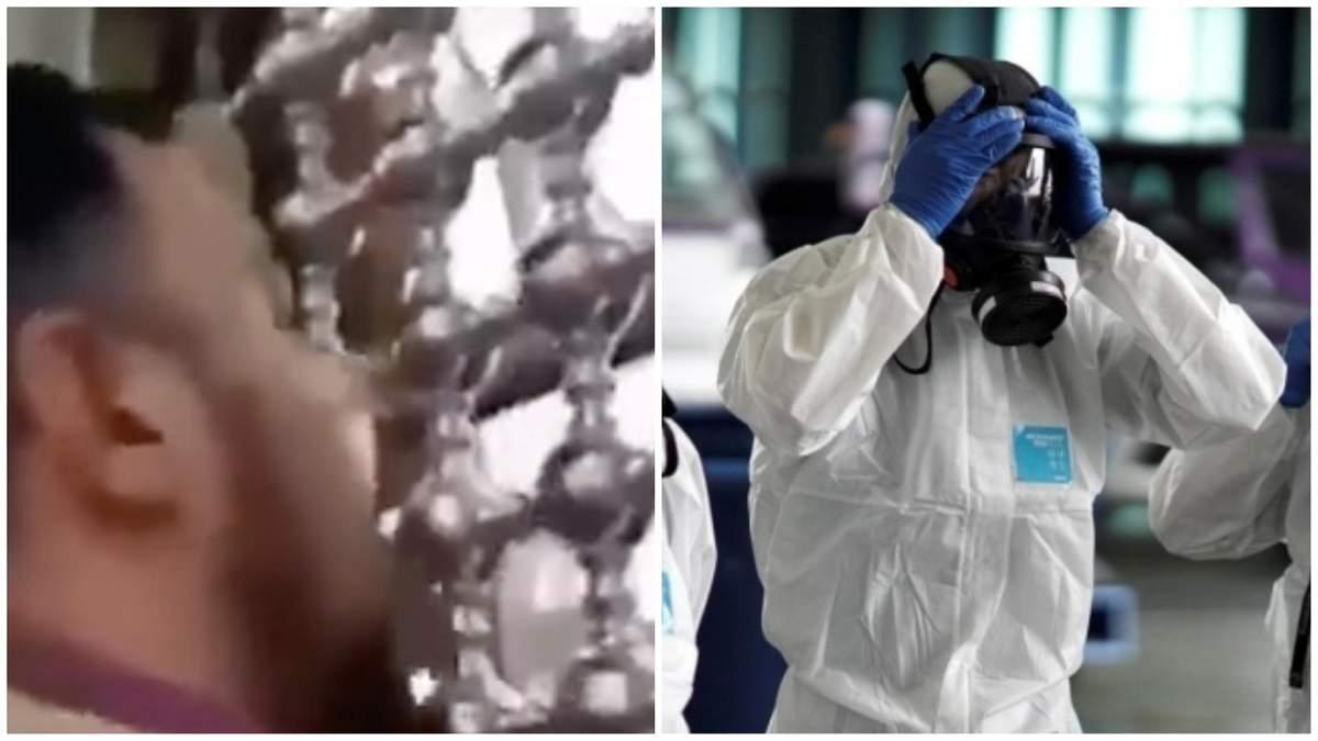 Странный способ борьбы с коронавирусом в Иране