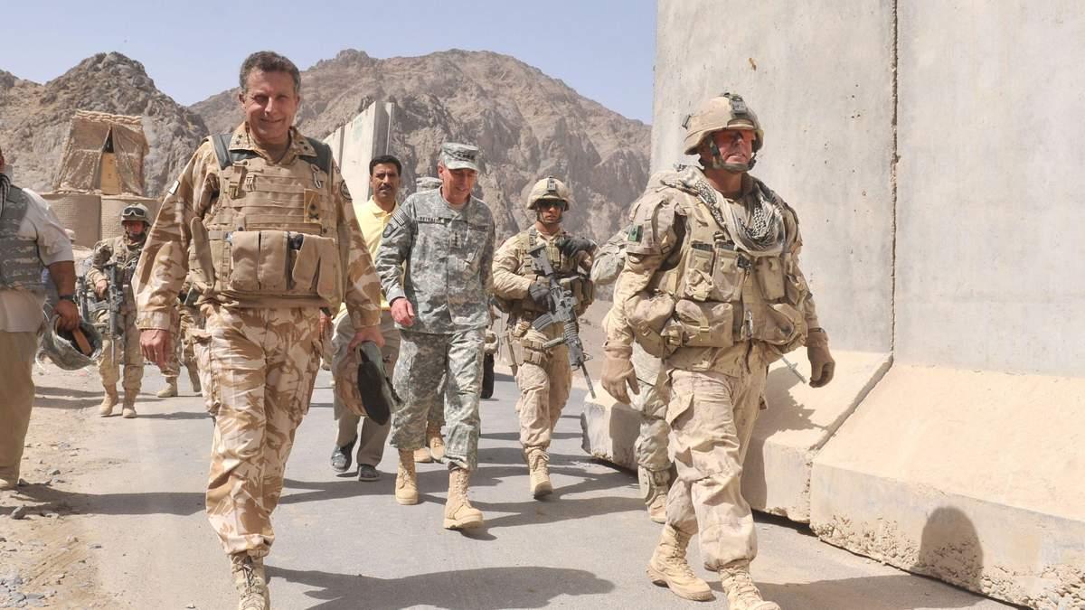 Україна співпрацюватиме з НАТО в Афганістані