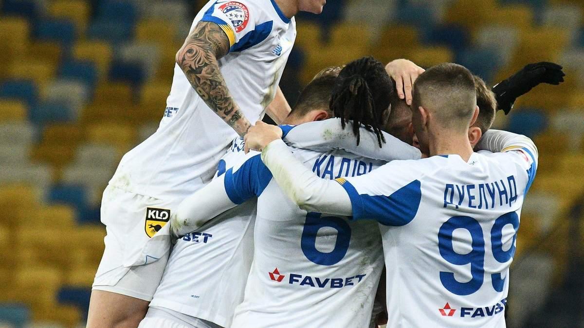 Динамо – Колос: огляд, рахунок, відео голів матч 03.03.2020