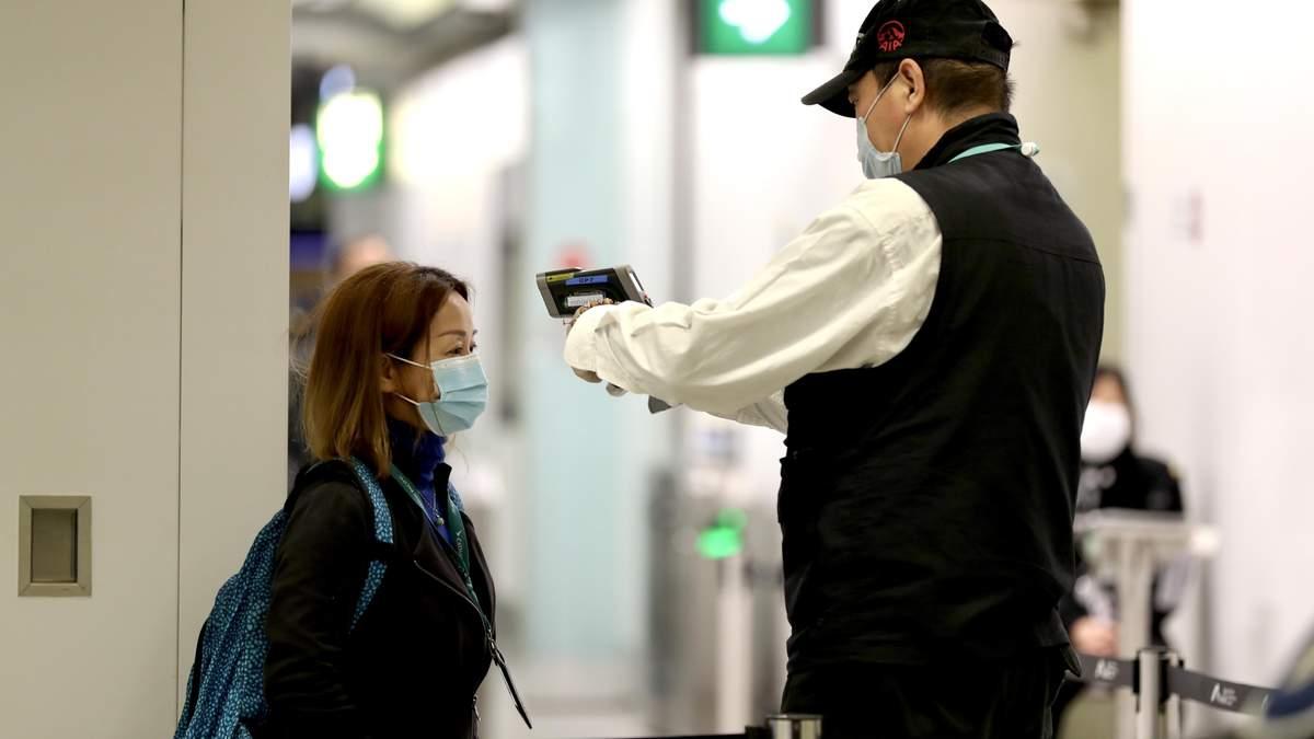 Вимірювання температури в аеропортах – неефективний спосіб у боротьбі з коронавірусом