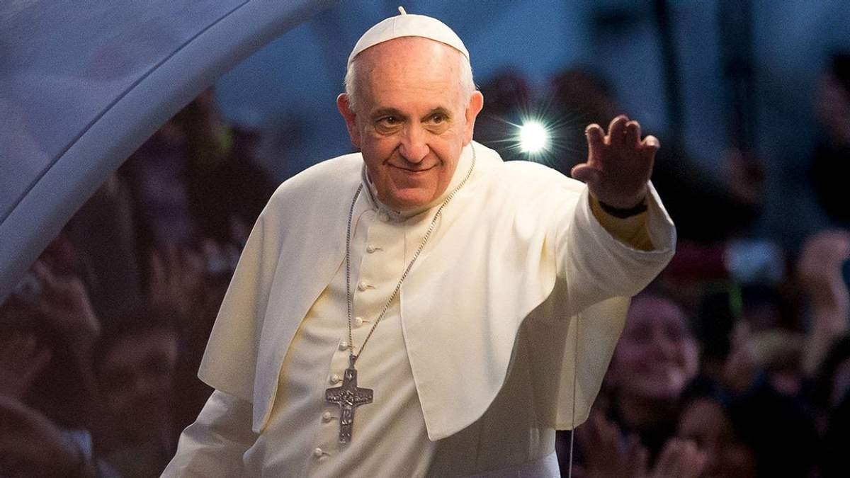 У Папи Римського не підтвердили коронавірус