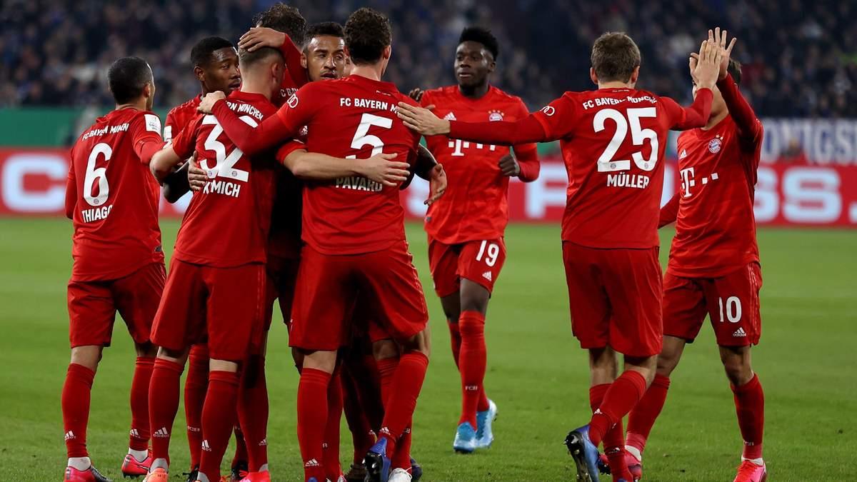 Шальке 04 – Баварія: огляд, рахунок і відео голів матчу 03.03.2020