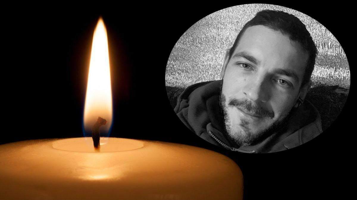 На Донбасі загинув молодий воїн Володимир Черненко