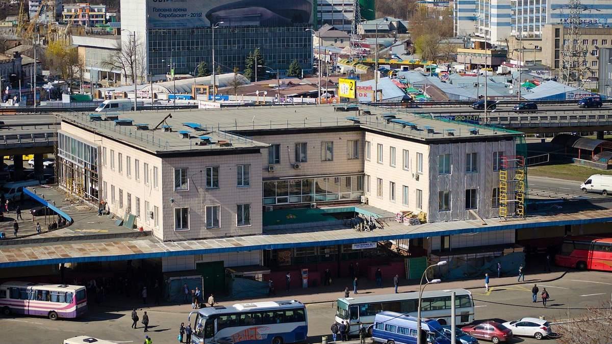 Фонд госимущества продал центральный автовокзал Киева