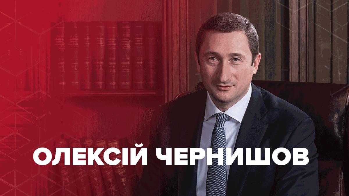 Алексей Чернышев – биография министра развития территорий