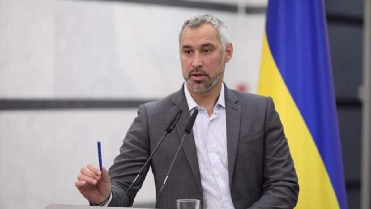 В Раді планують звільнити Руслана Рябошапку