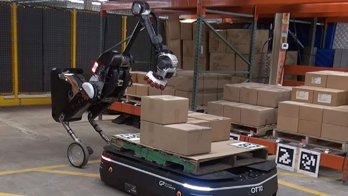 Робот Handle від Boston Dynamics