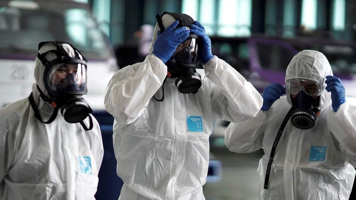 Поширення коронавірусу: як в різних країнах борються з епідемією - 5 марта 2020 - 24 Канал