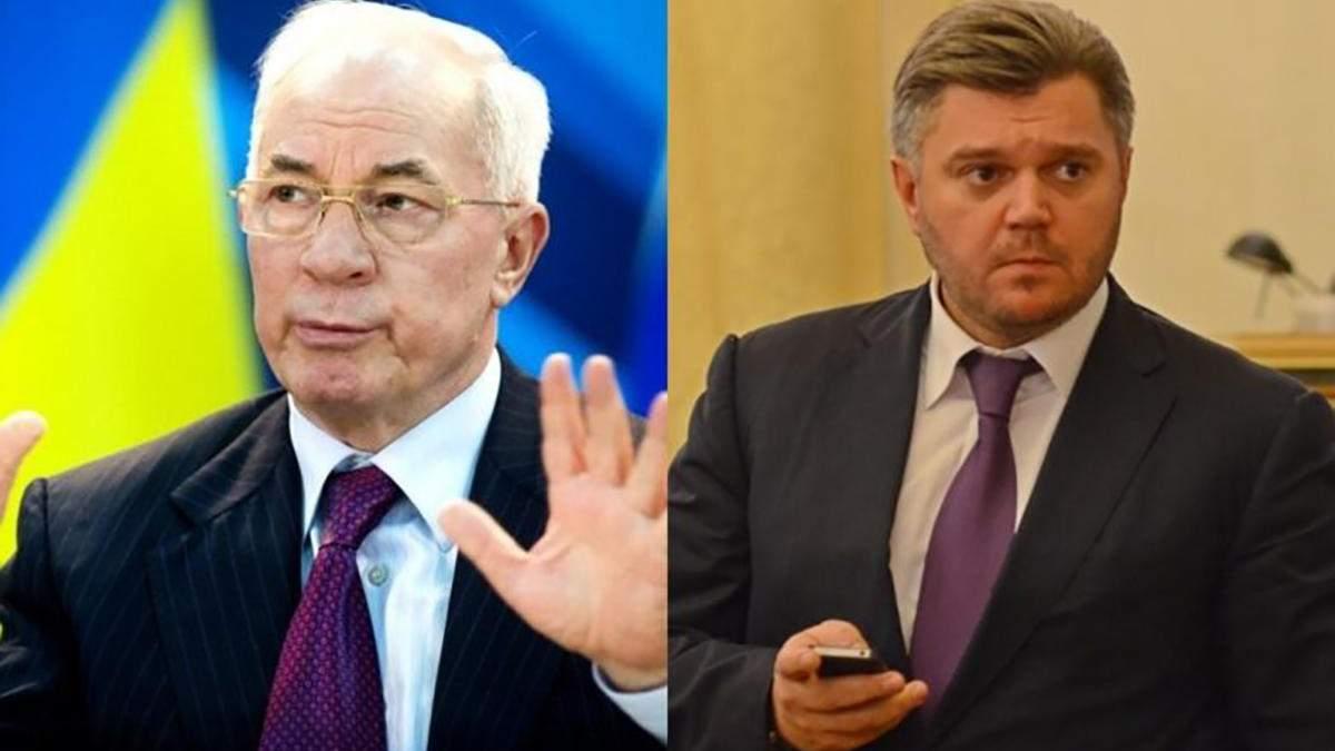 Официально: Совет ЕС снял санкции с Азарова и Ставицкого – что известно