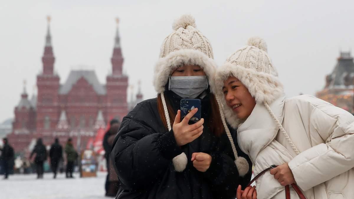 Росія відкрила очі Китаю