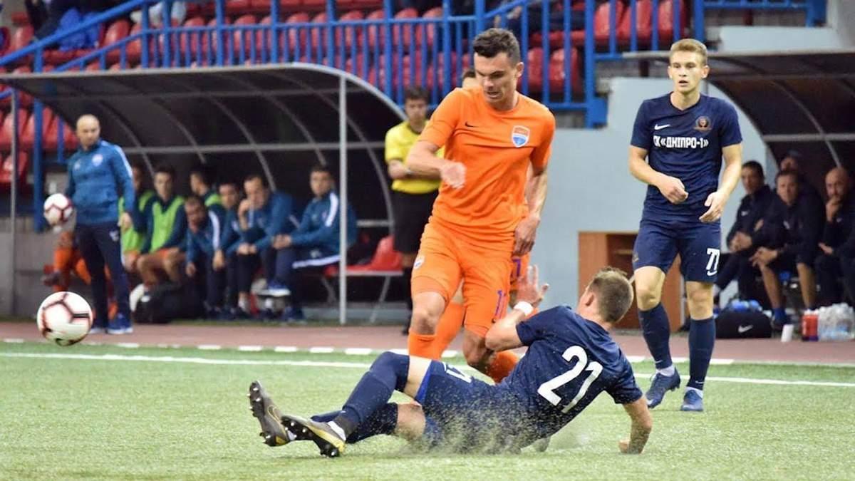 Дніпро-1 – Маріуполь: дивитися онлайн матч 08.03.2020 – УПЛ