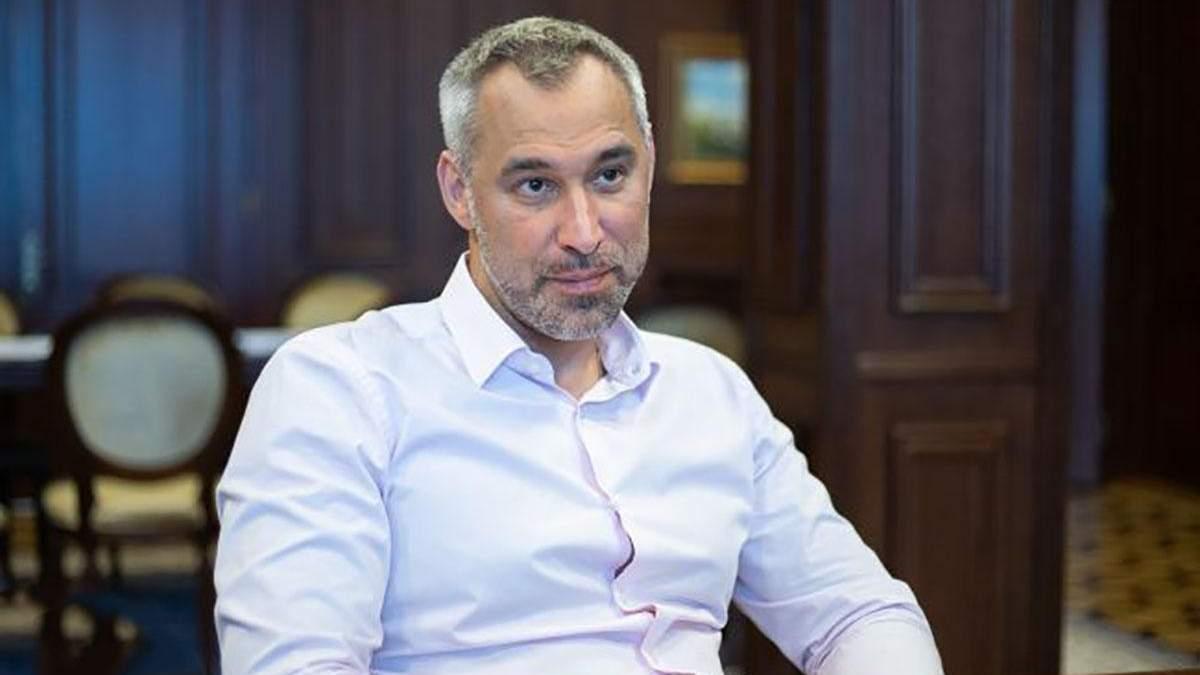 Рябошапка рассказал о последнем разговоре с президентом Зеленским