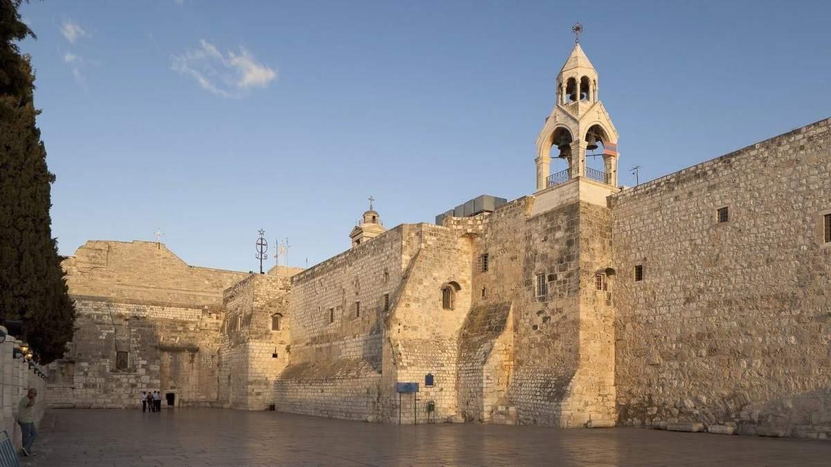 У Палестині закрили Храм Різдва Христового