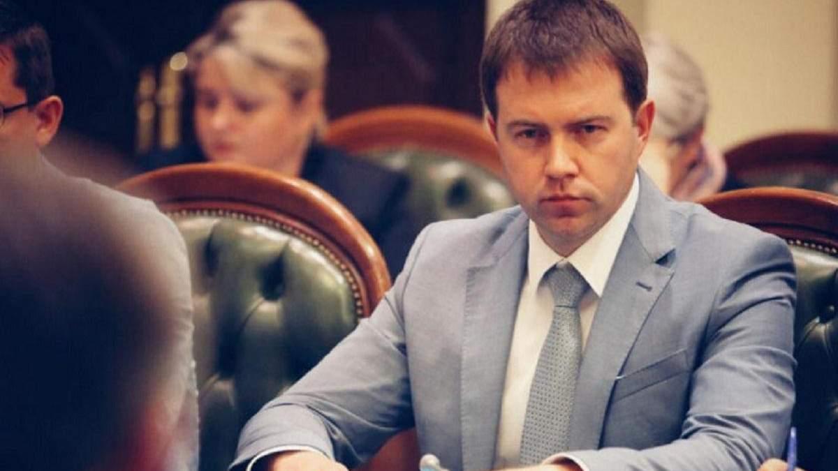 Потенциальный генпрокурор Ионушас похвалил Рябошапку за реформу прокуратуры
