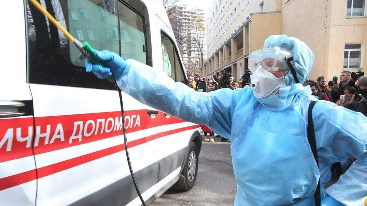 У Житомирській області ввели протиепідемічні заходи