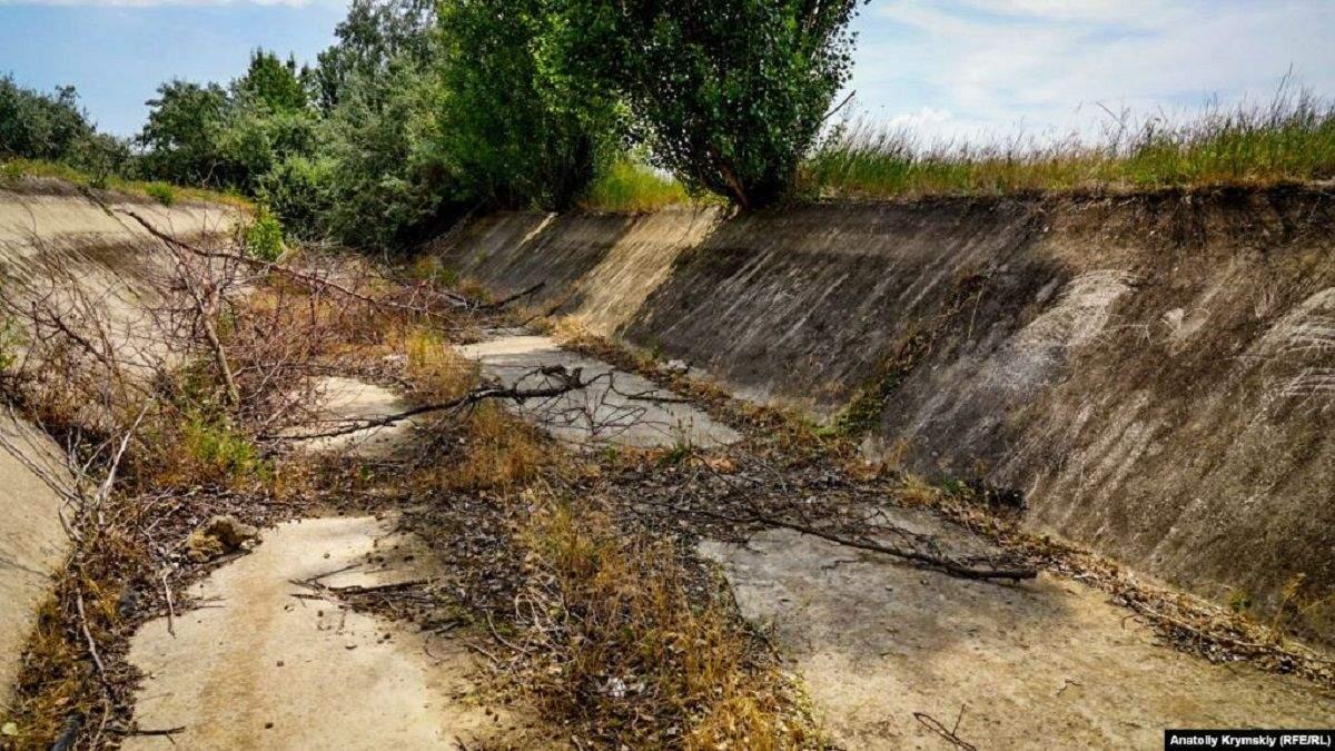 Питання подачі води у Крим – питання деокупації, – Кулеба