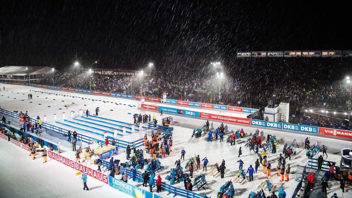 Етап Кубка світу з біатлону 2020 у Нове-Мєсто