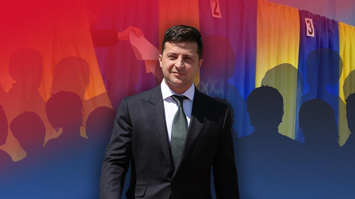 Місцеві вибори 2020 Україна – тактика партії Слуга народу Зеленського