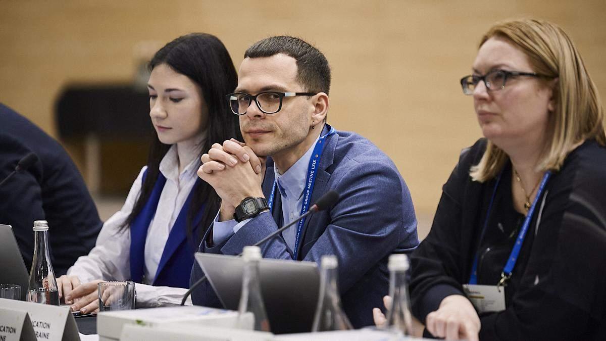 Вперше учасники зустрічались в Києві