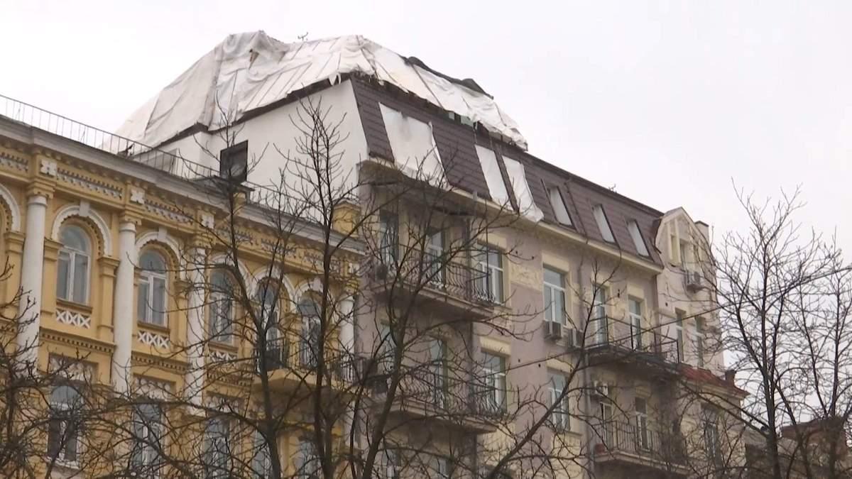 Супруги-бизнесмены достроили этаж в историческом здании Киева: разгорелся скандал