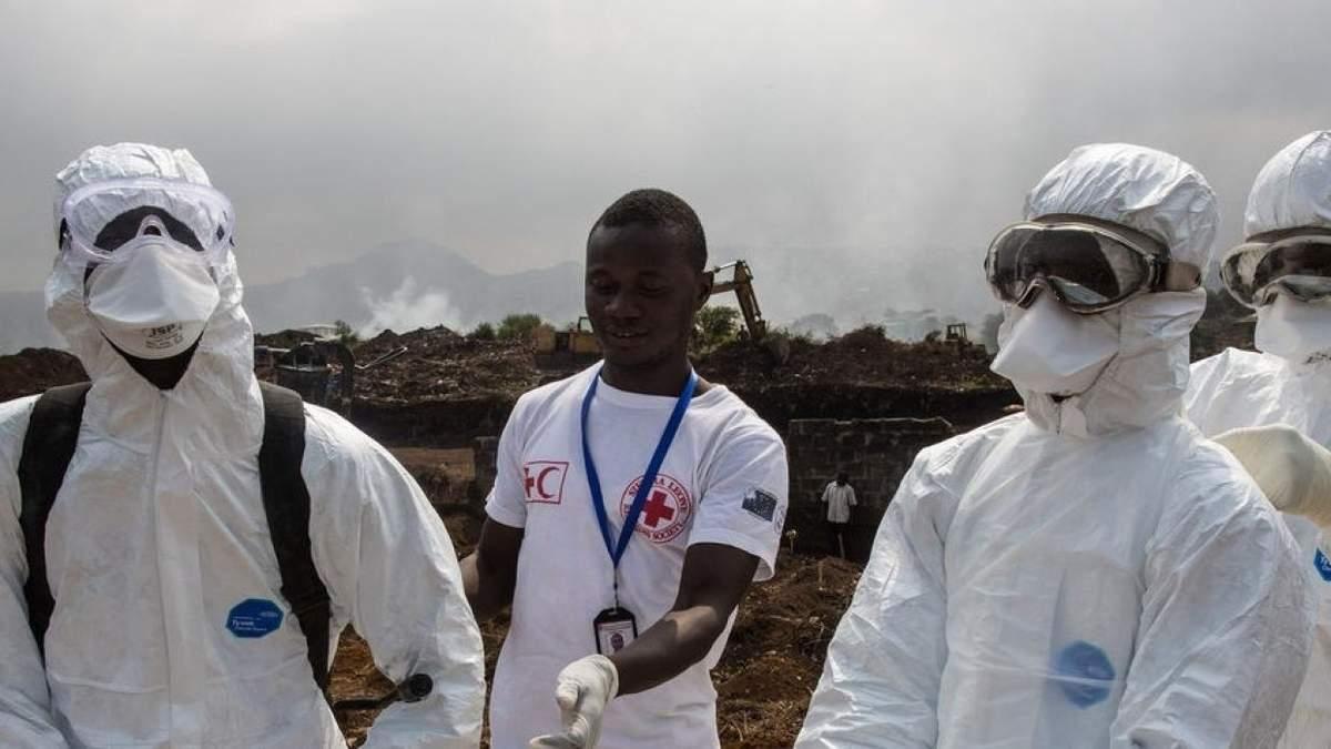 В Конго побороли спалах Еболи