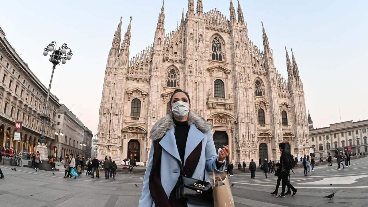 Найстрашніше в коронавірусі – не вірус, – міланський вчитель звернувся до учнів