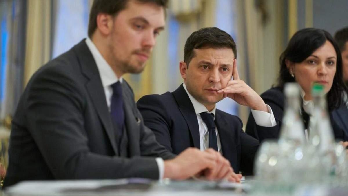 Зеленський каже, що після зміни міністрів візьметься за суддів і чиновників