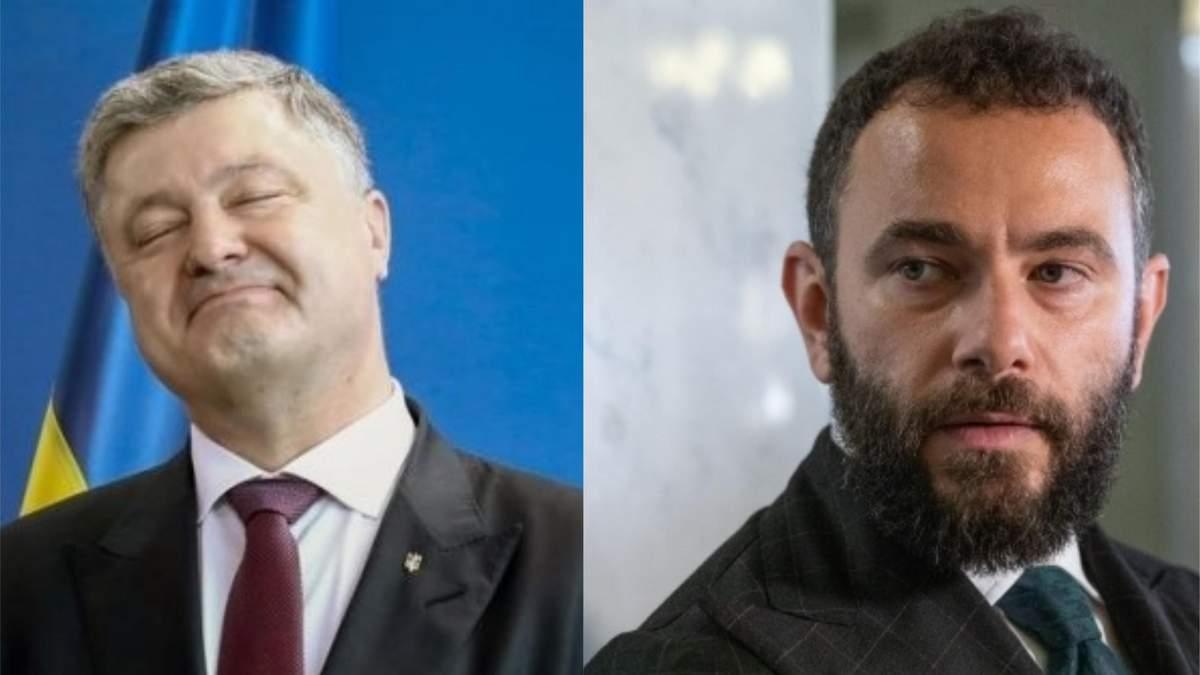 По иску Порошенко прокуратура открыла дело против Дубинского