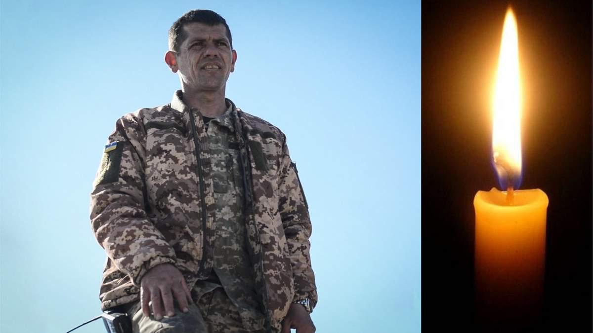 На Донбасі загинув український військовий Дмитро Фірсов