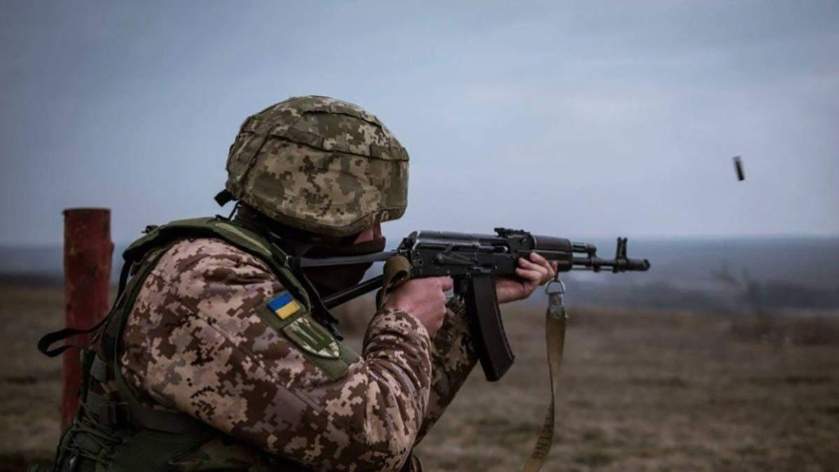Ситуация на Донбассе: боевики 5 раз нарушили режим тишины