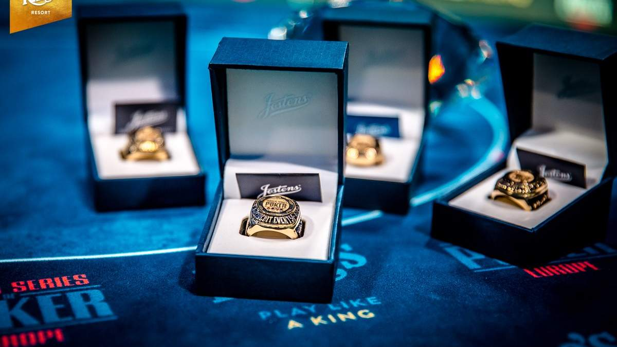 Чемпіонські персні WSOP Circuit
