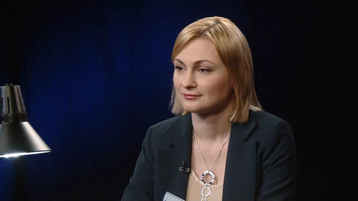 Інтерв'ю з Євгенією Кравчук