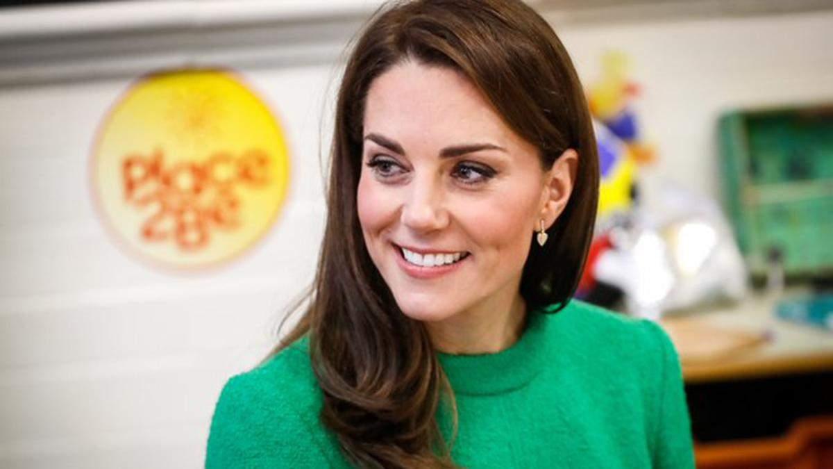 Кейт Міддлтон здійснила шопінг у Лондоні