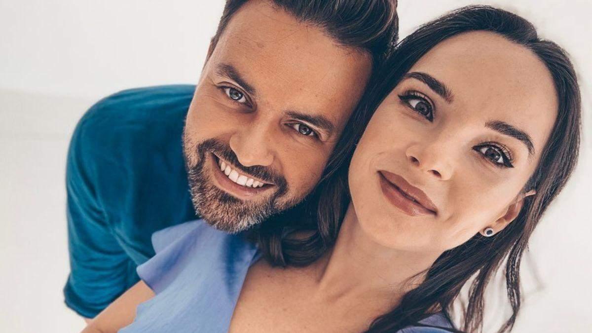 Тімур Мірошниченко та його дружина Інна