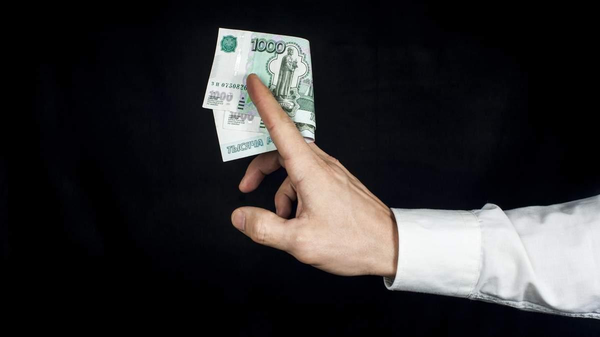 Курс рубля до долара 09.03.2020 впав через обвал цін на нафту
