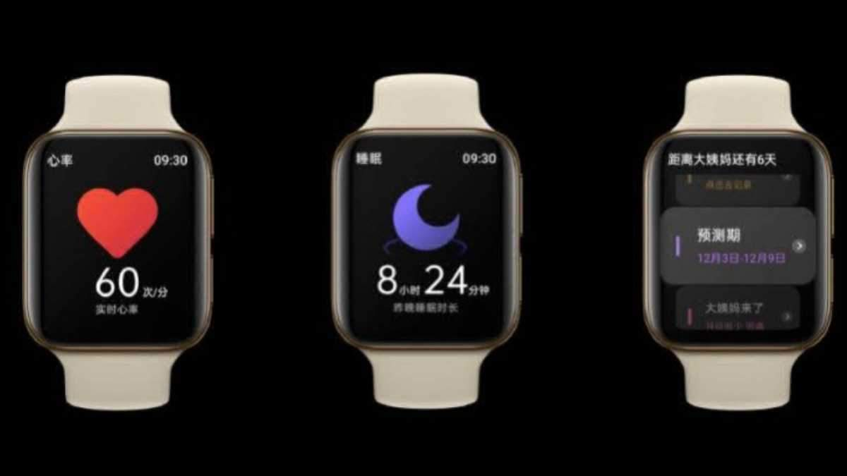 Oppo Watch: характеристики и цена