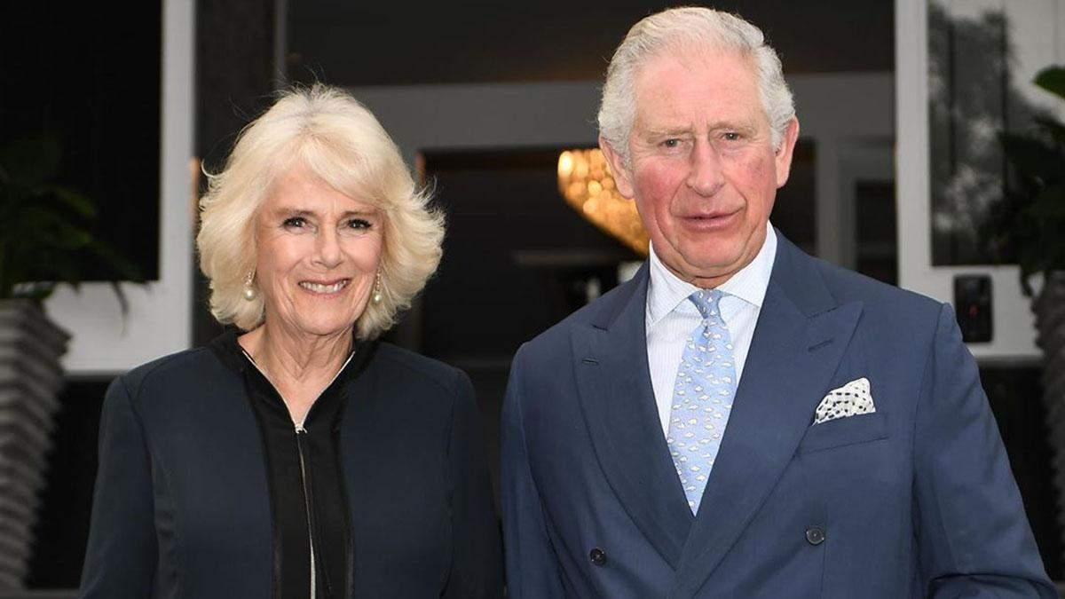Герцогиня Камілла та принц Чарльз